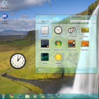 Gadgets para windows 7